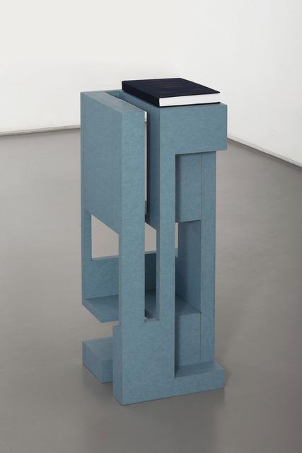 , 'Pedestal 18,' 2011, Galleria Raucci / Santamaria