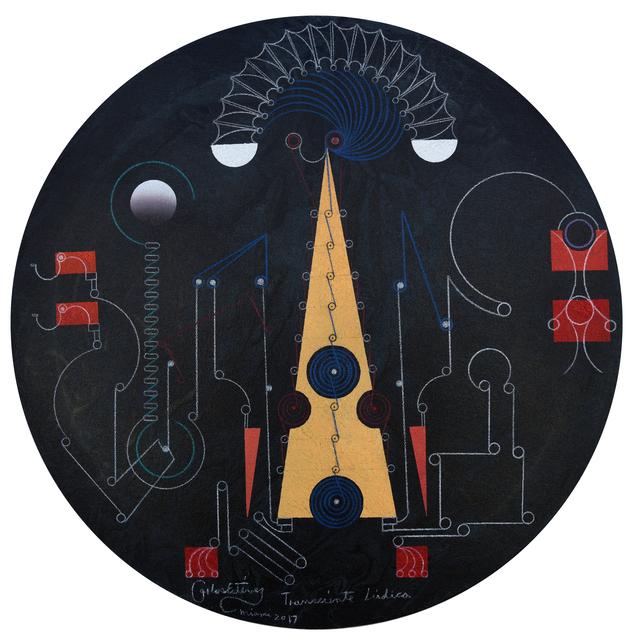 , 'Transeúnte lúdica [Playful Transient],' 2017, LaCa Projects