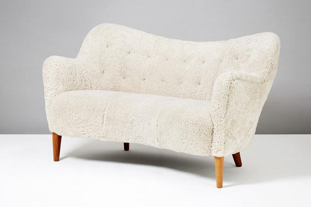 Nanna Ditzel, 'Nanna Ditzel (attributed)  Model 185 Sheepskin Sofa', 1952, Dagmar Design