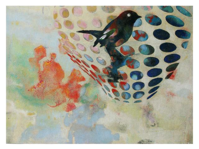 , 'Birds 0019,' 2017, Artgráfico