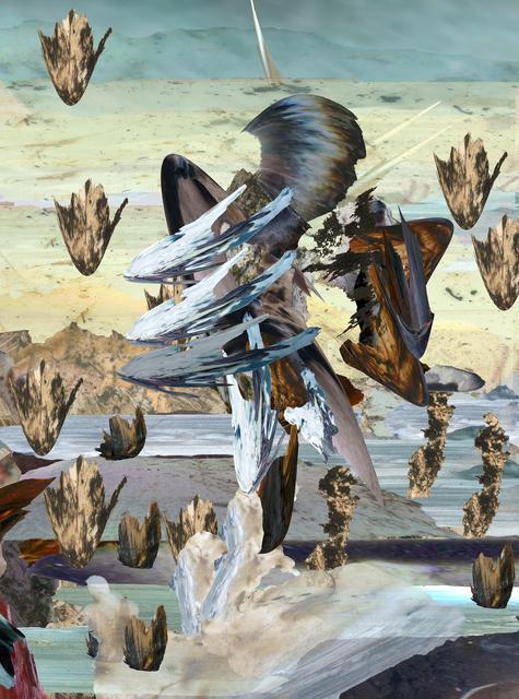 , 'Talos as a Child,' 2019, Kovet.Art