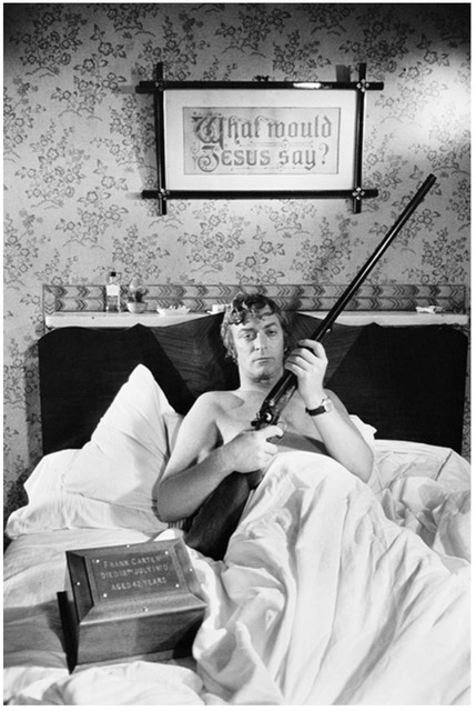 Terry O'Neill, 'Michael Caine, Get Carter 1970', 1970, Mouche Gallery