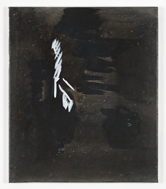 Michael Krebber, 'Untitled,' 1995, Galerie Buchholz
