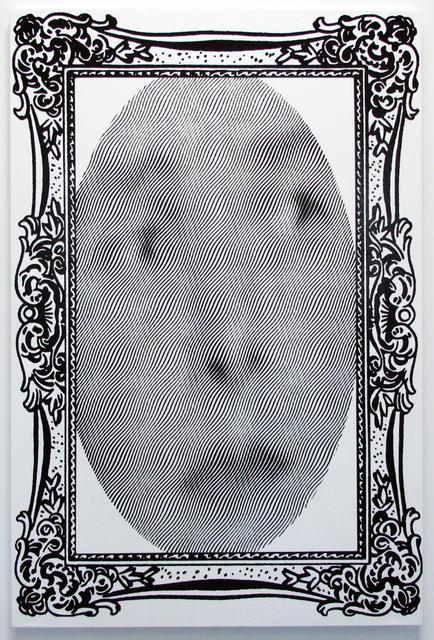 , 'Framed Portrait,' 2014, Wilding Cran Gallery