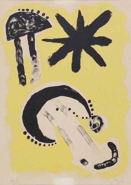 Joan Miró, 'Astrologie III', 1960, Finarte