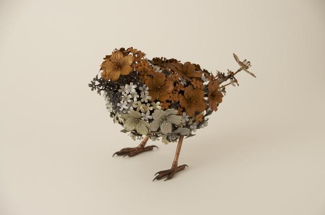 , 'Hanasuzume,' 2013, Gallery Kogure