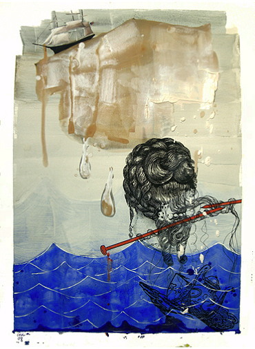 , 'Untitled (on paper),' , Clark Gallery