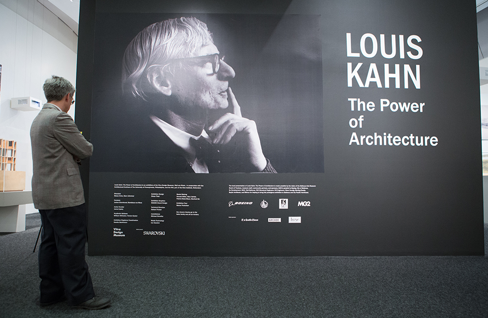 Louis Kahn: The Power of Architecture, Preview Party (January 2016)