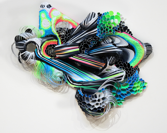 Crystal Wagner, 'Paroxysm Bloom V', 2016, Hashimoto Contemporary