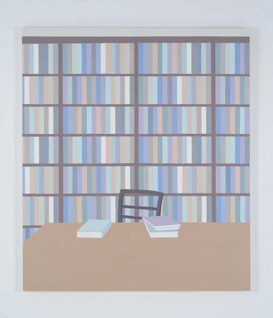, 'Library 3,' 2017, Sapar Contemporary