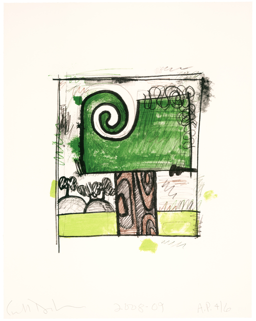 , 'Tree 1,' 2009, Universal Limited Art Editions