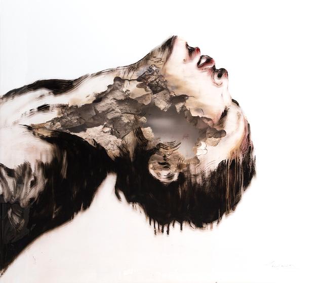 , 'Wounds IX,' 2017, Lazinc