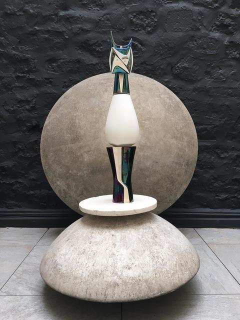 , 'Totem 4,' 2019, Galerie Studiolo