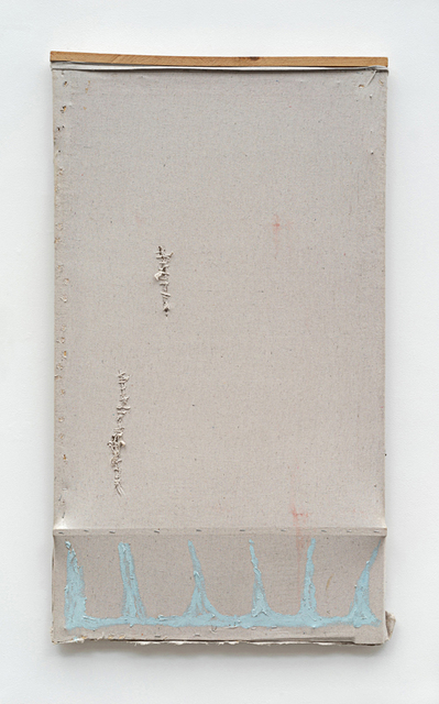 , 'Small Blue Bed,' 2014, Anthony Reynolds Gallery