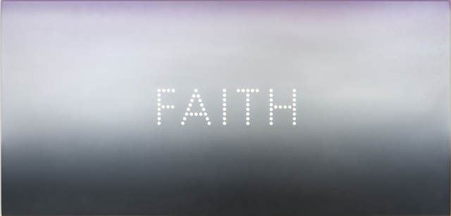 , 'Faith,' 2011, Future Perfect