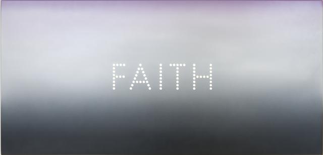, 'Faith,' 2011, Future Perfect