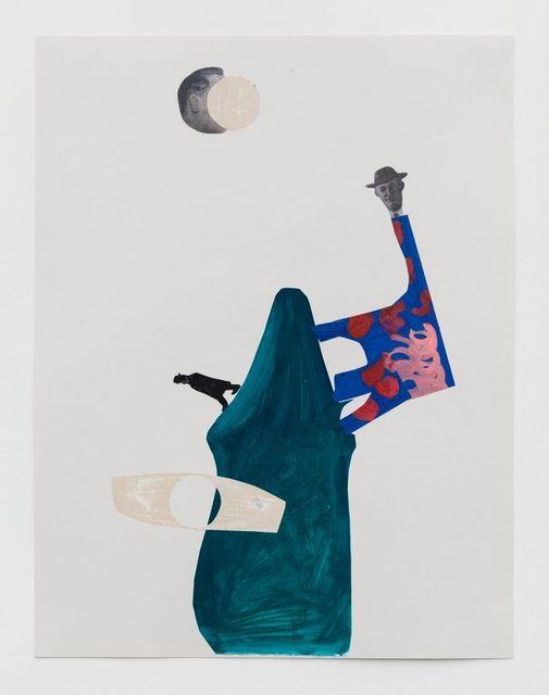, 'Eclipse,' 2014, Galleria Ca' d'Oro