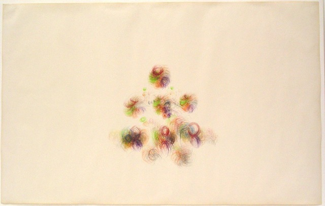 , 'Planetary Vortical Ensoulment,' 1970, James Cohan