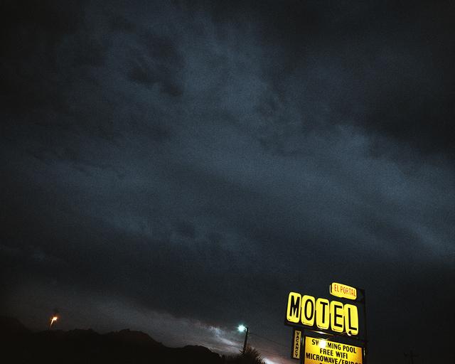 , 'El Portal Motel,' 2009-2012, Weiss Katz Gallery