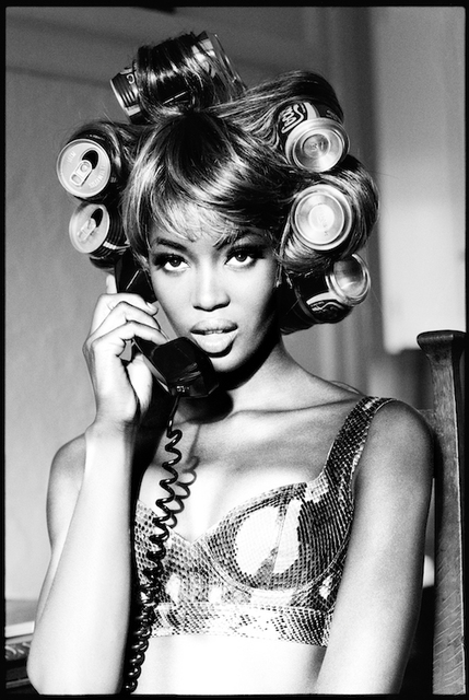 , 'Naomi's Rollers, Naomi Campbell,' 1991, Opera Gallery