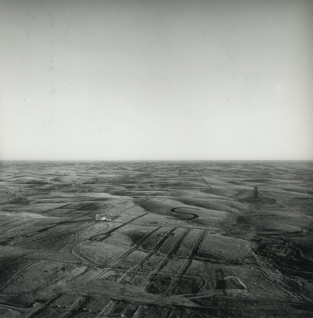 , 'Smoky Hill, Bombing Range, Saline County, Kansas,' 1990, Yancey Richardson Gallery