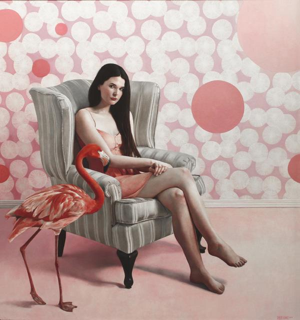 , 'Elly Flamingo,' 2014, Quidley & Company
