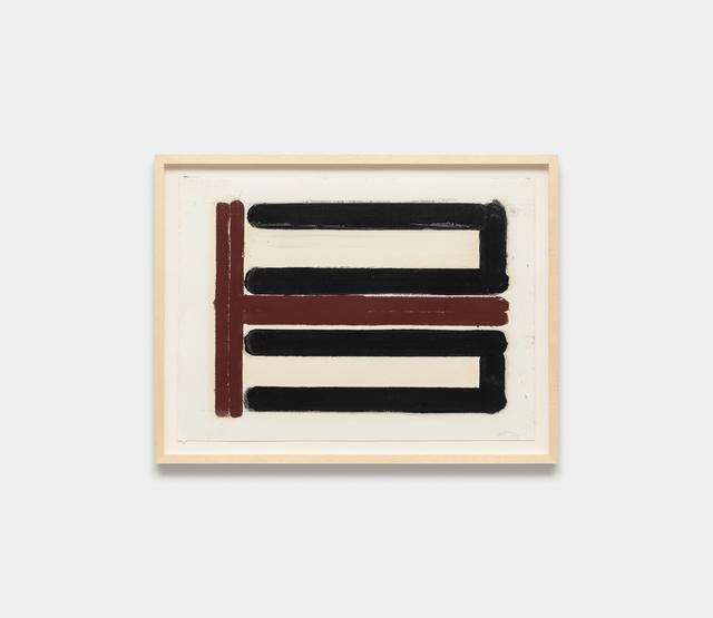 , 'desenho #008,' 2017, Galeria Raquel Arnaud