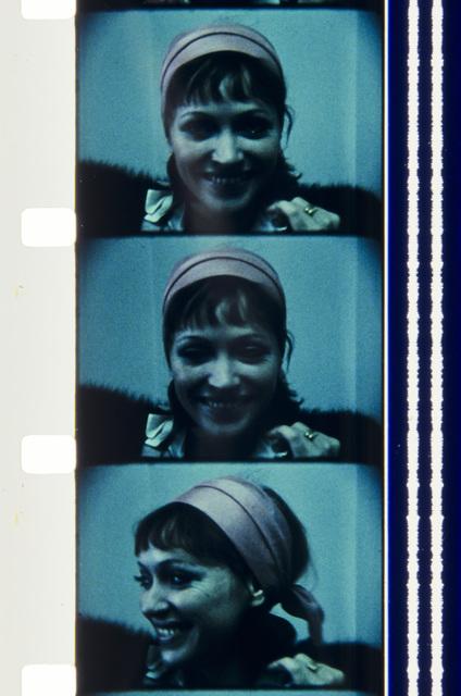 , 'Anna Karina, Dec. 27, 1973, NYC,' 2013, Deborah Colton Gallery
