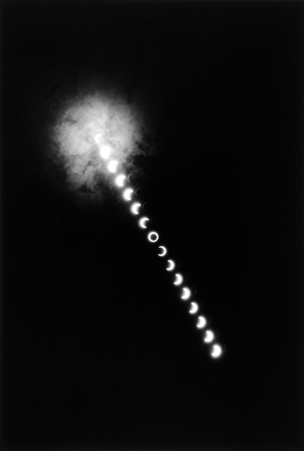 , 'The Last Golden Ring Eclipse in Japan, Yomitanson, Okinawa, 1987,' 1987, Michael Hoppen Gallery