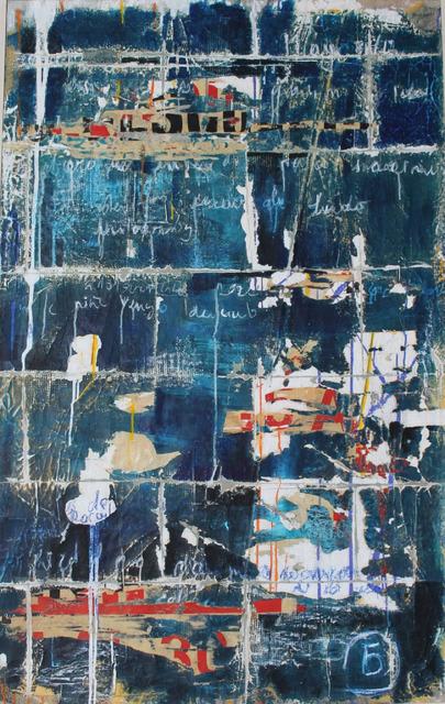 , ' Memory Nº5,' 2017, Galeria Otros 360º