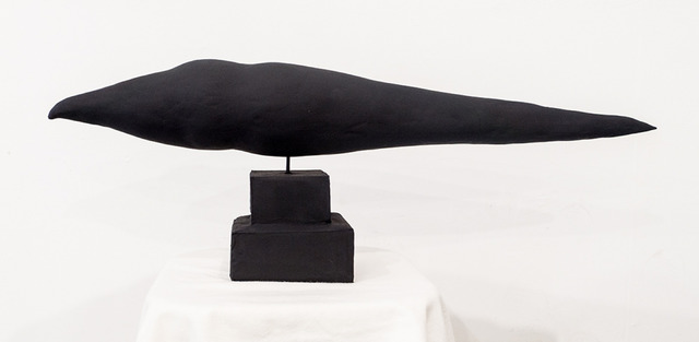 , 'a raven,' 2016, Erin Cluley Gallery