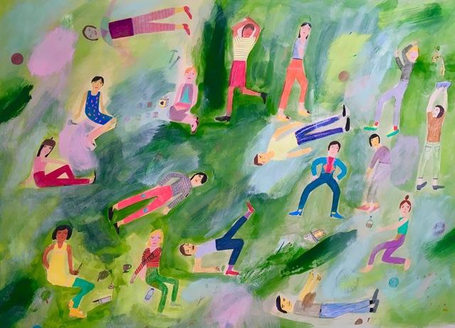 , 'Big Grass,' 2016, ZINC contemporary
