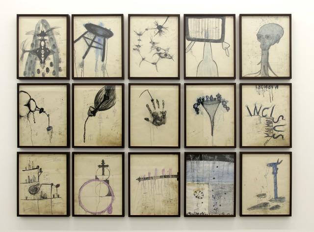 , 'Incisus Marmori,' 2006, Central Galeria de Arte