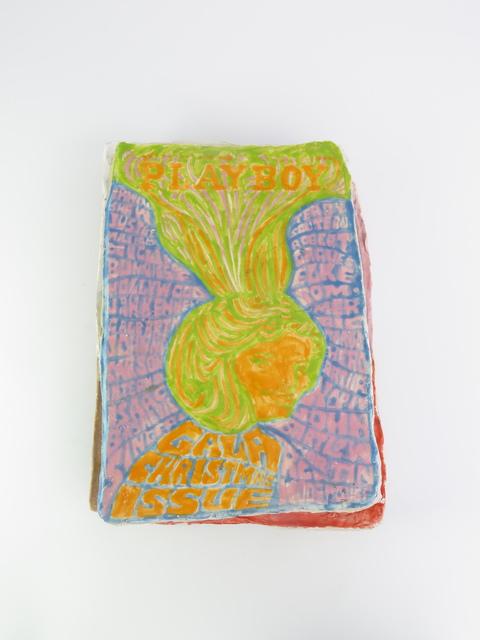 , 'Playboy December 1967,' 2015, V1 Gallery