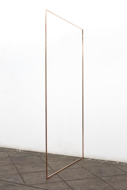 , 'Subtraction screen (5),' 2016, joségarcía ,mx