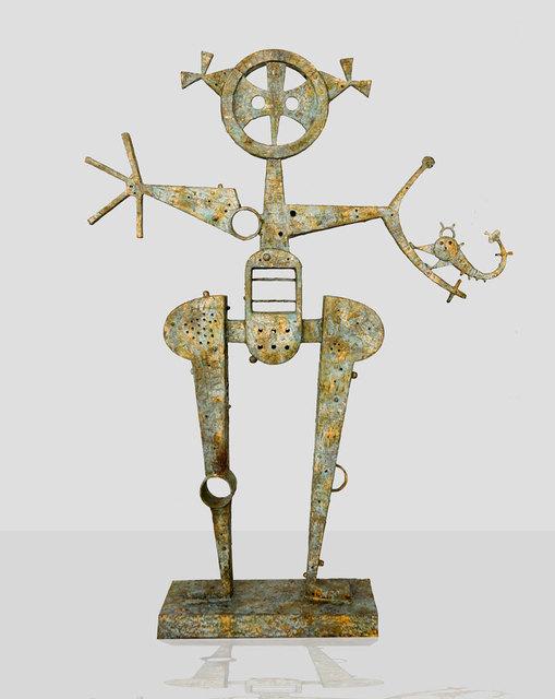 Jose Antonio Gurtubay, 'El Pequeño Pascual con Clotidle', 2018, Galería Corsica