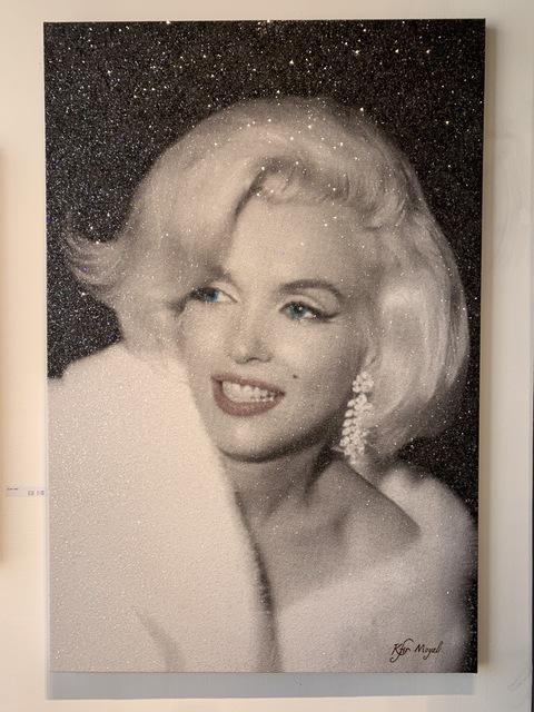 Kfir Moyal, 'Kfir Moyal, Fancy Marilyn', 2018, Oliver Cole Gallery