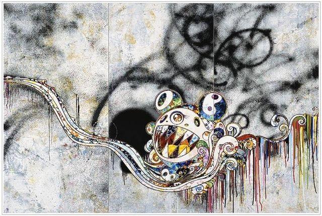 Takashi Murakami, '727 x 999', 2016, MSP Modern
