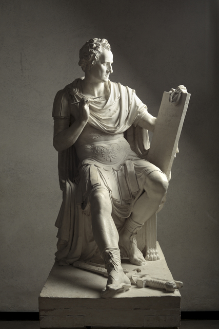 Antonio Canova, 'Modello for George Washington', 1818, The Frick Collection