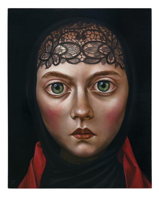 Timothy Cummings, 'Green Eyes', 2009, Nancy Hoffman Gallery