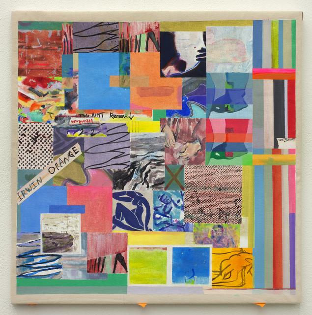 , 'Untitled,' 2014, Federico Luger (FL GALLERY)
