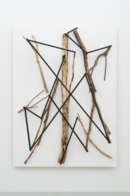 , 'Law of Interstitial Scenery,' 2019, Tomio Koyama Gallery