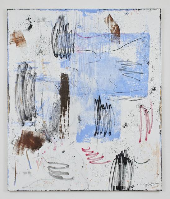 , 'Luxus, Hedonismus und unfassbare Jugend,' 2015, BolteLang