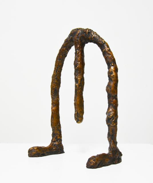 Colin Roberts, 'Untitled (Limp) ', 2020, Sculpture, Bronze (Natural), LAUNCH LA