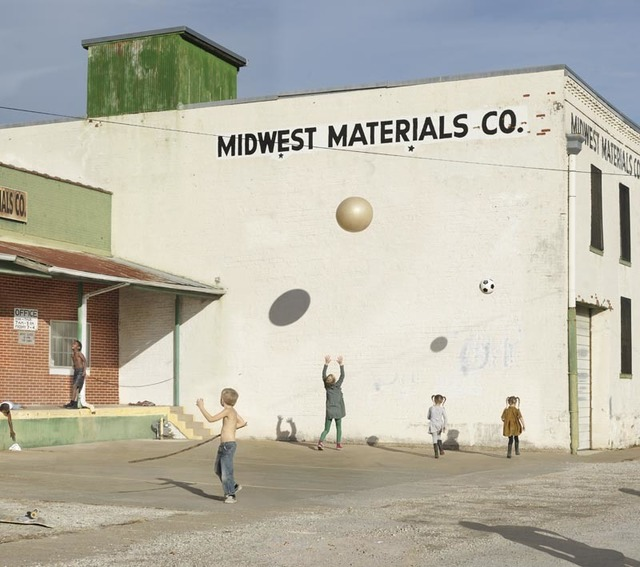 , 'Midwest Materials,' 2018, Robert Mann Gallery