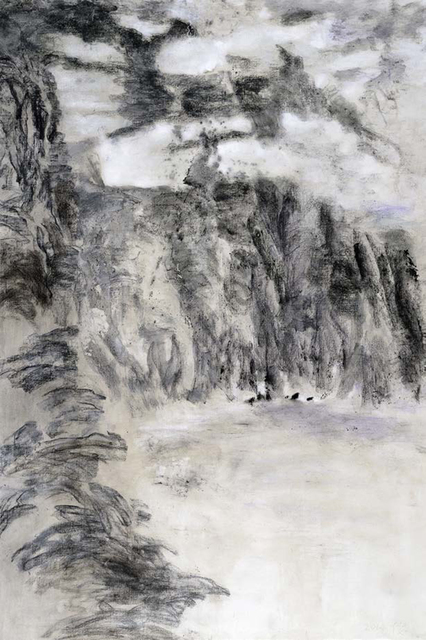 , 'Jotting of Sakashita No.1 : Chinshui Cliff,' 2013, Yuan Ru Gallery