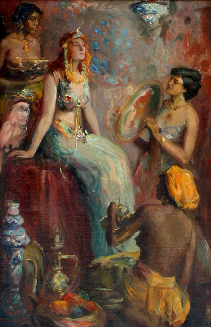 , 'La Favorita,' 1910, Benjaman Gallery Group