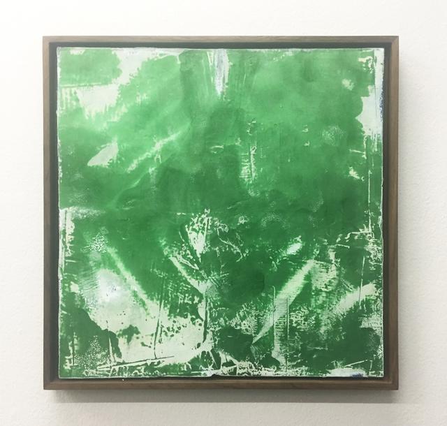 , 'Greener 1,' 2016, V1 Gallery
