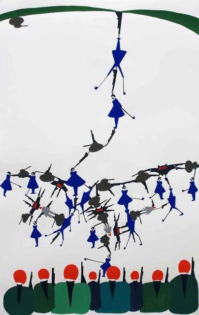 , 'Untitled,' 2014, Albareh Contemporary