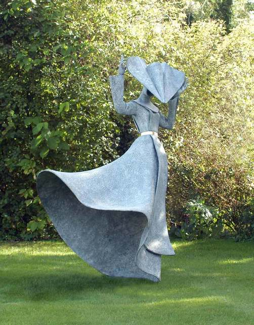 Philip Jackson, 'Gale Force Nun II', Catto Gallery
